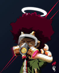 boondocks cartoon iphone wallpapers