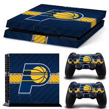 Paul George 24 Pacers Poster Vinyl Decal Ps4 Film Sticker 2pcs Controller Covers Skins For Sony Playstation 4 Ps4 Console Control Cover Stickers Stickerscontroller Skin Aliexpress
