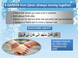 types of friends mentioned in the holy quran