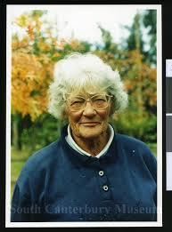 Priscilla Walker - Timaru Herald Photographs, Personalities Collection