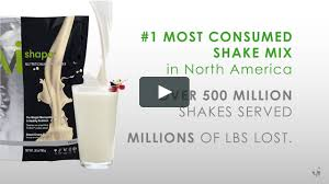 vi shape nutritional shake