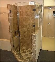 frameless glass shower doors cost about
