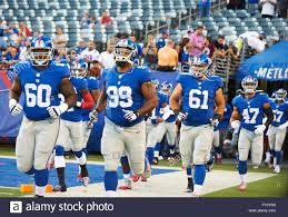 Aug. 24, 2015 - East Rutherford, New Jersey, U.S. - Giants' Adam ...