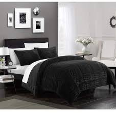 chic home caimani 3 piece comforter set