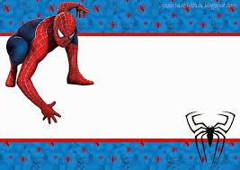 Kit De Spiderman Para Imprimir Gratis Oh My Fiesta Friki