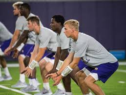 All eyes on Myles Brennan, but preseason is an important time for LSU's  backup quarterbacks, too