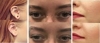 nose piercing saubhaya makeup