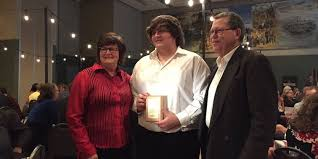 Muskoka cottager presented with business legacy award at chamber ...