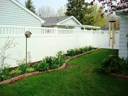 Schmidt Fence Deck Privacy Fence Landscaping Backyard Fences Fence Landscaping
