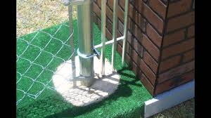 Gap At End Of Chain Link Fence Vinyl Concrete Wall House Remodeling Decorating Construction Energy Use Kitchen Bathroom Bedroom Building Rooms City Data Forum