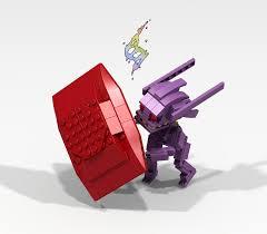 Mega Sableye in LEGO - Imgur