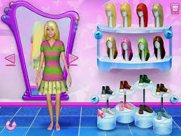 barbie wali games the justa