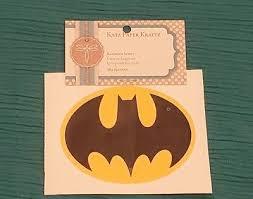 Handcrafted Classic Batman Logo Black Vinyl Decal Outdoor Indoor New 5 5 Bam Home Garden Decor Decals Stickers Vinyl Art