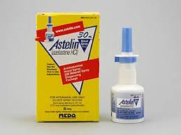 astelin 137mcg nasal spr 200 dose