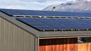 New Homes Pre Wired For Solar Power Batteries And Electric Car Charging Stuff Co Nz