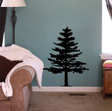 Pine Tree Wall Decals Trading Phrases