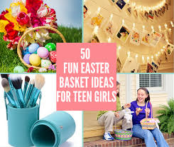 easter basket ideas for s