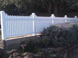 Quality Picket Fence Supplies Polvin Fencing Systems