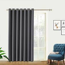 pravive wide patio door curtains