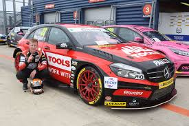 Super weekend for Adam Morgan at Rockingham in the 2018 BTCC round ...