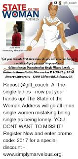 Ta Gift Coach STATE OF THE WOMAN ADDRESS Ada Allen Something About ...