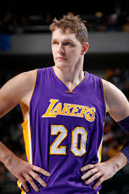 2016-17 Player Gallery: Timofey Mozgov | Los Angeles Lakers