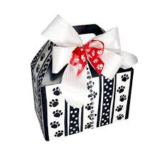 new puppy dog gift basket paws place