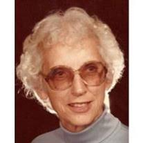 Alma Smith Obituary - Visitation & Funeral Information