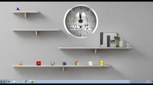 اجعل سطح المكتب لديك جميل ومنظم بخلفيات 3d Youtube