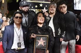 selena quintanilla s walk of fame star