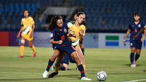 Group A: Australia 3-1 Thailand | Football | News | AFC U-19 Women's  Championship 2019