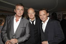Tvc Awards Shane Richie Jake Wood Perry Fenwick Credit Nicky Johnston Photo  Shared By Neely | Fans Share Images