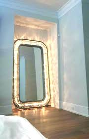 wall mirror lighted vanity mirrors