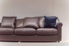 leather couches stock photos