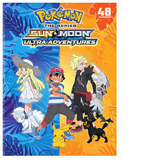 Amazon.com: Pokemon The Series : Sun and Moon - Ultra Adventures Complete  Collection (DVD): Various, Various: Movies & TV