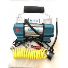 Máy bơm vỏ xe hơi mini Total – TTAC2506T