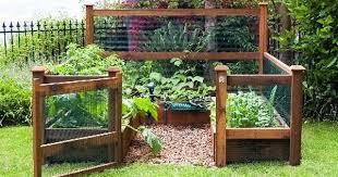 New Paint Has Her Dreaming Raised Garden Bed Plans Small Vegetable Gardens Veggie Garden