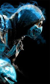 sub zero mk11 android wallpapers