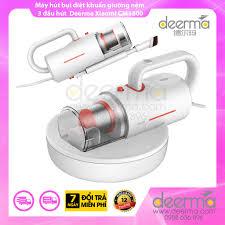 Sẵn, Tặng cọ) Deerma CM1300, Máy hút bụi giường nệm diệt khuẩn UV với nhiều  đầu hút (hút được bàn ghế, kệ tủ, ô tô...)