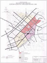 Thông tin, bản đồ quy hoạch các quận, huyện TP.HCM mới nhất 2020