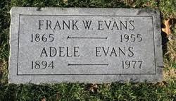 Adele Evans (1894-1957) - Find A Grave Memorial