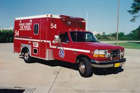 FL, Orange County Fire Department Old ...
