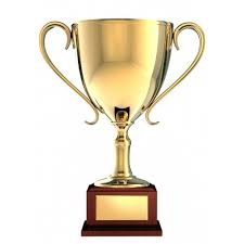 copper golden winner clipart trophies