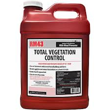 Rm43 Total Vegetation Control Weed Preventer Concentrate Glyphosate Imazapyr 2 5 Gal 76501 At Tractor Supply Co