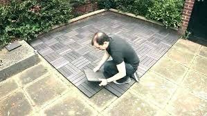 patio floor design ideas flooring