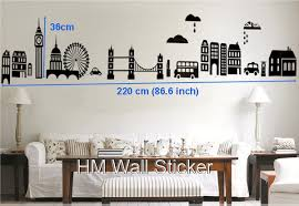 Hm Wall Sticker London Kids Wall Decals Wholesale Hm Wall Stickers
