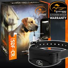 Sportdog 100 Acre Sdf 100a In Ground Electric Fence 2 Dog Collar Read Ad For Sale Online Ebay