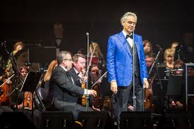 Easter: Andrea Bocelli to perform concert from Duomo Cathedral in ...