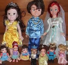disney princess royal nursery dolls