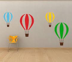 Hot Air Balloons Wall Decals The Decal Guru